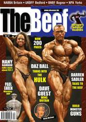 The Beef Magazine issue Issue 53