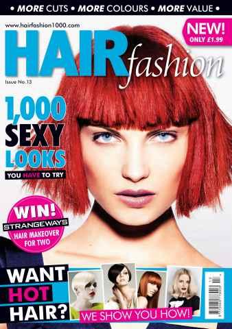 Hair Fashion issue Issue 13