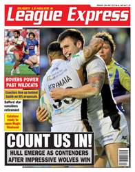 League Express issue 2863