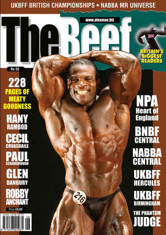 The Beef Magazine issue Issue 55