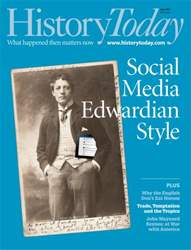 History Today issue June 2013
