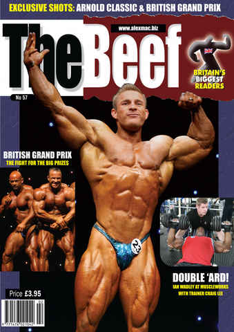 The Beef Magazine issue Issue 57