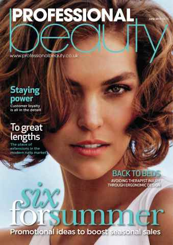 Professional Beauty issue Professional Beauty June 2013
