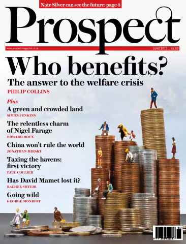 Prospect Magazine issue 207 - June 2013
