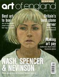 Art of England issue 104 - July 2013
