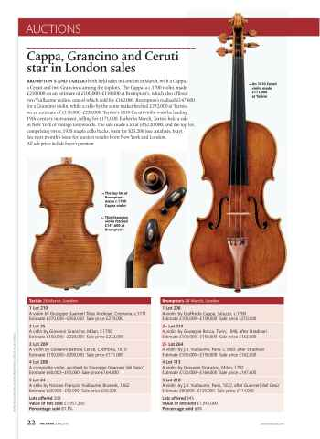 The Strad Preview 22