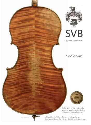 The Strad Preview 100