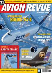 Avion Revue Internacional España issue Número 372