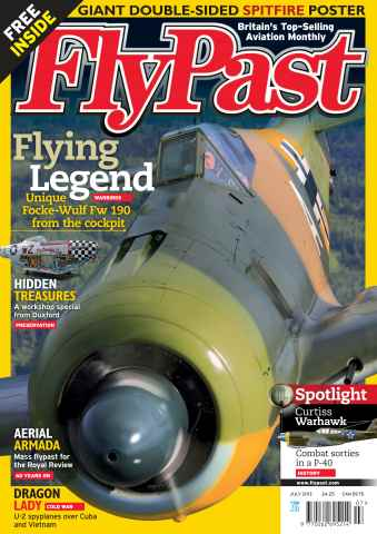 FlyPast issue July 2013