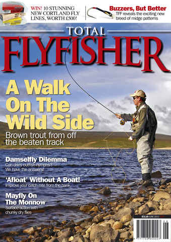 Total FlyFisher issue June 2011