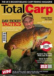 Total Carp issue June 2013