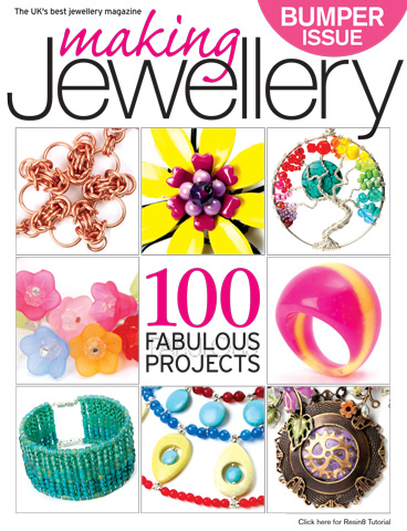 Making Jewellery issue July 2013