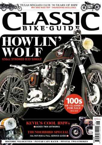 Classic Bike Guide issue June 2013