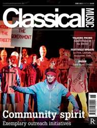 Classical Music issue June 2013