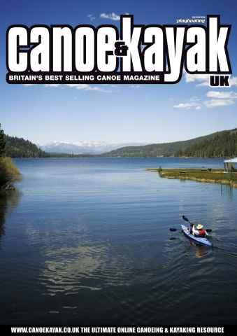 Canoe & Kayak UK issue Tandem Kayak & Sit-On-Top Kayaks
