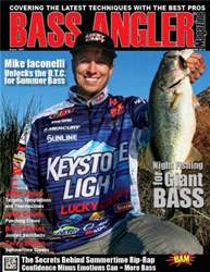BASS ANGLER MAGAZINE issue Volume 22 Issue 2