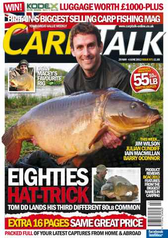 Carp-Talk issue 971