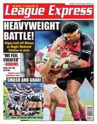 League Express issue 2864