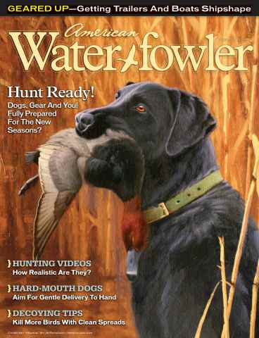 American Waterfowler issue Volume IV Issue II