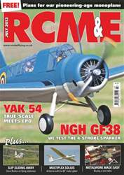 RCM&E issue July 2013