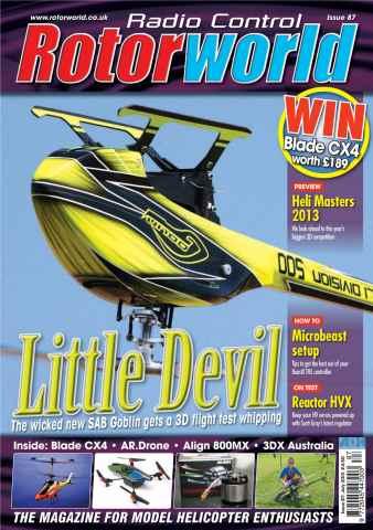Radio Control Rotor World issue 87
