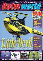 Radio Control Rotor World issue 87