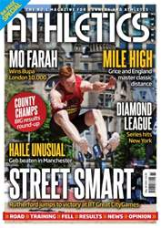 Athletics Weekly issue AW May 30 2013