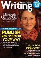 Writing Magazine issue July 2013