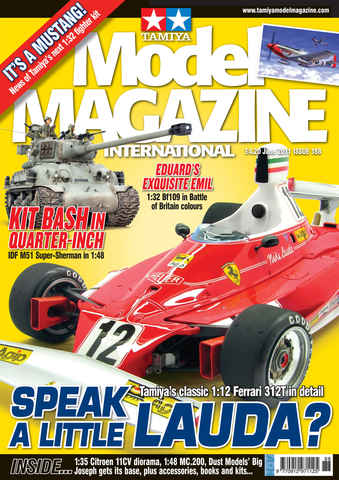 Tamiya Model Magazine issue 188