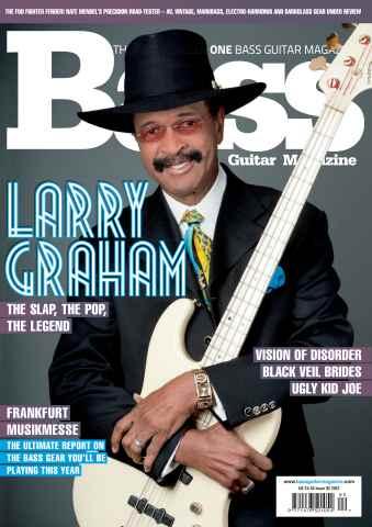 Bass Guitar issue 92 June 2013