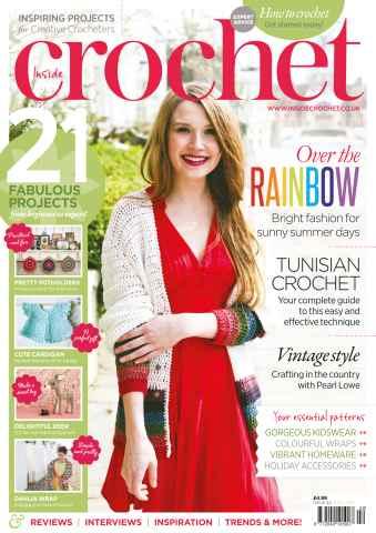 Inside Crochet issue June 2013 Issue 42