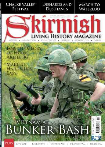 Skirmish Living History issue Issue 101