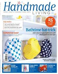 Handmade Living issue July 2013 Issue 25