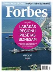 Forbes jūnijs '13 issue Forbes jūnijs '13