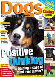 Dogs Monthly July 2013 issue Dogs Monthly July 2013