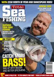 Total Sea Fishing issue June 2011
