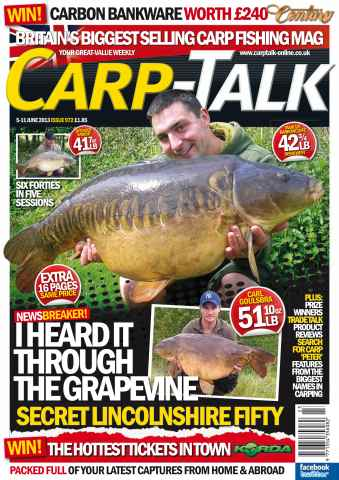 Carp-Talk issue 972