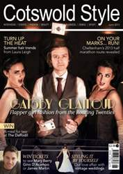 Cotswold Style issue Cotswold Style June 2013