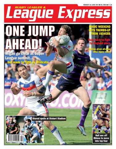League Express issue 2865