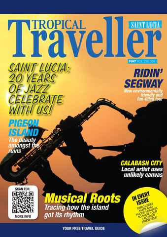 Tropical Traveller issue May 2011