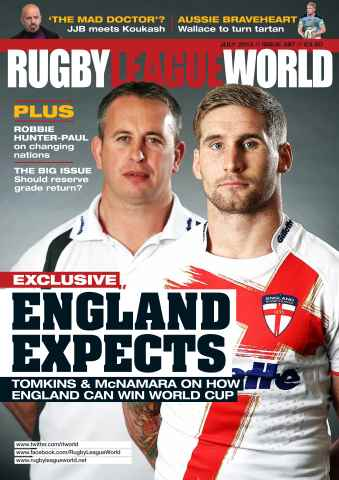 Rugby League World issue 387