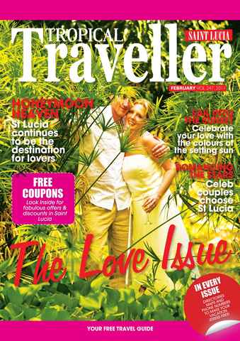 Tropical Traveller issue February 2011