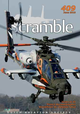 Scramble Magazine issue 409 - June 2013