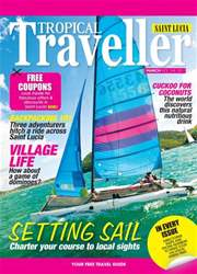 Tropical Traveller issue March 2011