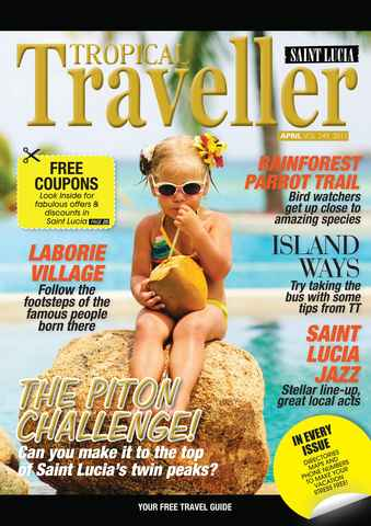 Tropical Traveller issue April 2011