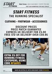 Running issue Start Fitness Brochure NEW