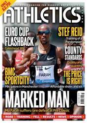 Athletics Weekly issue AW June 6 2013