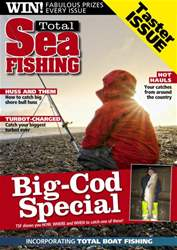 Total Sea Fishing issue FREE taster issue