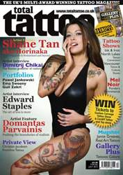 Total Tattoo issue July 2013 (No 105)