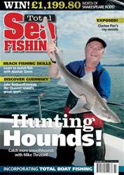 Total Sea Fishing issue July 2013